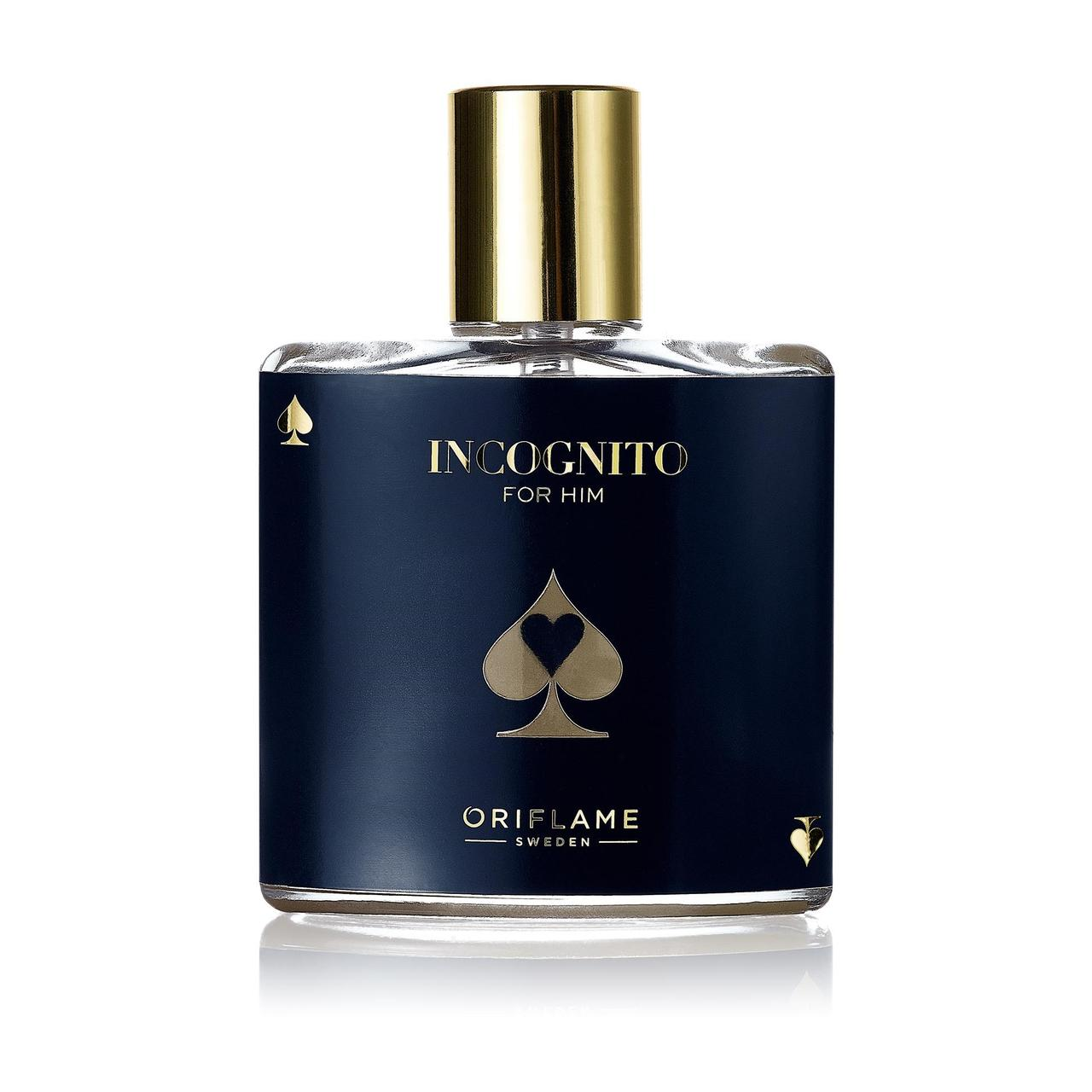Туалетная вода Incognito for him Oriflame