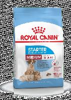 Royal Canin Medium Starter Сухой корм для собак в период беременности, для щенков 12 кг