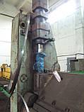 Пресс листогибочный ИВ2144 с поворотной балкой, ширина 2,5м, толщина 4,5мм, фото 3