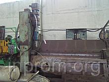 Прес листозгинальний ИВ2144 з поворотною балкою, ширина 2,5 м, товщина 4,5 мм