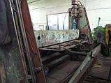 Пресс листогибочный ИВ2144 с поворотной балкой, ширина 2,5м, толщина 4,5мм, фото 6