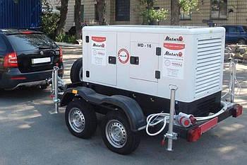 Прицеп для генератора M-2000