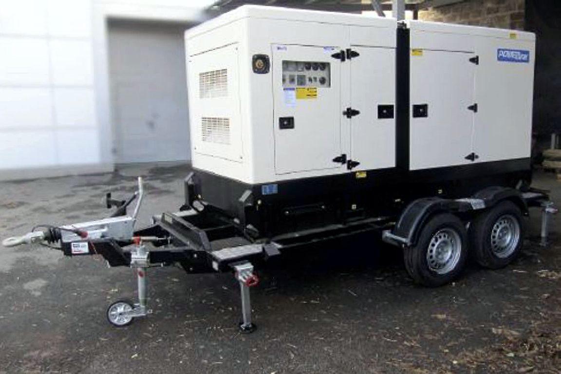 Причіп для генератора M-3000