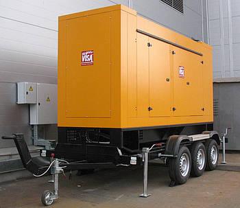Прицеп для генератора M-4000