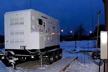Прицеп для агрегатов M-4500