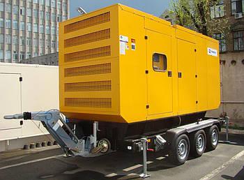 Прицеп для генератора M-5400