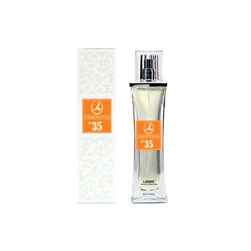 """женская парфюмированная вода """"J'adore"""" Lambre / Ламбре №35, 50 мл"""