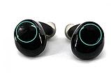 Бездротові Bluetooth-навушники Xvoice S7 TWS чорний, фото 6
