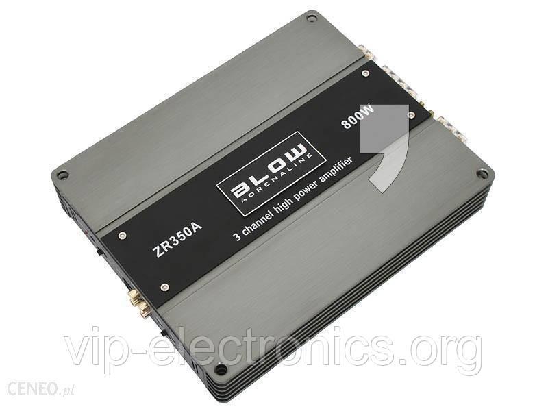 Підсилювач BLOW ADRENALINE  ZR350A 800W