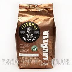 Кофе Lavazza Tierra в зернах 1000 г