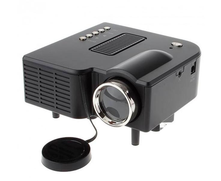 Міні-проектор UNIC 28 з Wi-fi Black