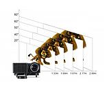 Міні-проектор UNIC 28 з Wi-fi Black, фото 6
