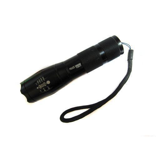 Подствольный тактический фонарик POLICE BL-Q8831-T6 с зарядным устройством и аккумулятором