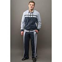 Мужской спортивный костюм СТИВЕН ,в расцветках (46-56) синий