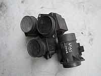 Расходомер воздуха  (оригинал, б/у) на Мерседес Вито (Mercedes Vito) двигатель  2.3 ТDI, 2.2 CDI  638, 639