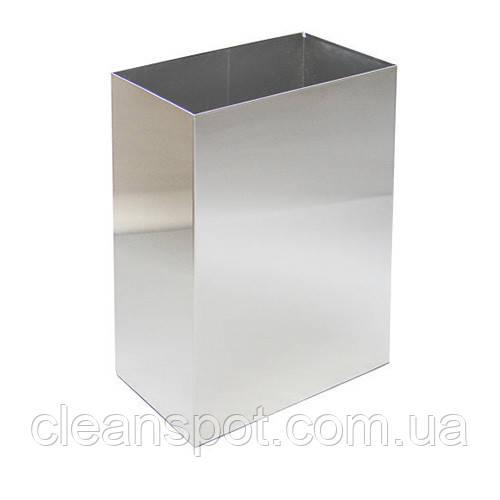 Корзина для паперових рушників метал матовий 65 л. M 165S.