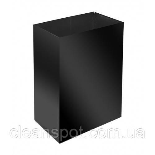 Корзина для бумажных полотенец металл черный 60 л. M 160Black