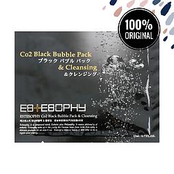 Маска для карбокситерапии лица ESTESOPHY Co2 Black Bubble Pack & Cleansing