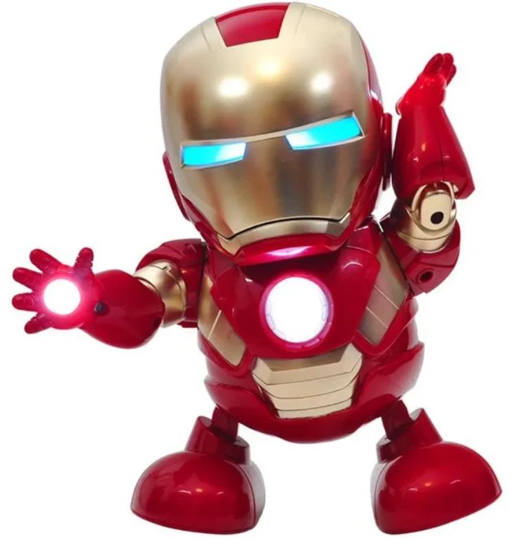 Інтерактивна іграшка IRON MAN