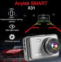 Автомобильный видеорегистратор Anytek X31