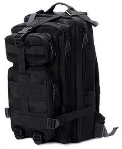 Тактический штурмовой рюкзак 6/25/35/45л Oxford 600D очень крепкий чёрные и оливковый