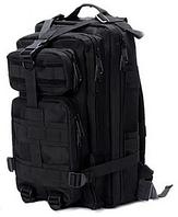 Тактический штурмовой рюкзак 6/25/35/45л Oxford 600D очень крепкий чёрные и оливковый, фото 1