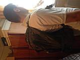 Тактический штурмовой рюкзак 6/25/35/45л Oxford 600D очень крепкий чёрные и оливковый, фото 6