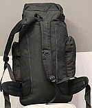 Туристическая сумка рюкзак 65-75л Oxford 600D военная охотничья очень крепкая три цвета, фото 5
