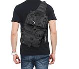 Тактический штурмовой рюкзак 6 25 35 и 45л Oxford 600D очень крепкий чёрные и оливковый, фото 6