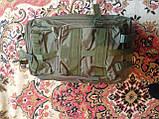 Тактический штурмовой рюкзак 6 25 35 и 45л Oxford 600D очень крепкий чёрные и оливковый, фото 9