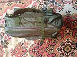 Тактический штурмовой рюкзак 6 25 35 и 45л Oxford 600D очень крепкий чёрные и оливковый, фото 10