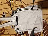 Сумка для мам міцні красиві зручні водовідштовхувальний матеріал, фото 9