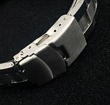 Механічні чоловічі годинник Winner срібло якість понад усе, фото 5