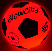 Футбольный мяч с Лед подсветкой