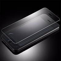 Переднее защитное стекло на iPhone 6 Plus.