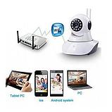 Камера видеонаблюдения Wi-fi Smart Net Camera Q5, фото 4