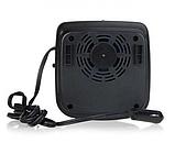 Автомобильный керамический обогреватель салона CAR HEATER 12V, автодуйка. 2 режима. Черный, фото 3