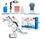 Интерактивная детская игрушка Робот Динозавр Intelligent Robot Dinosaur ll Remote Control на радиоуправлении, фото 3