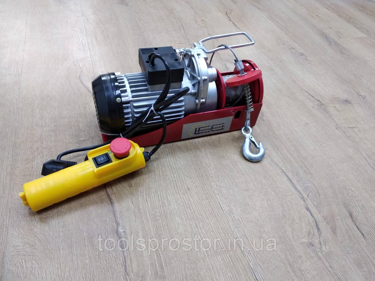 Таль электрическая Euro Craft HJ206 : 3000W | 300 кг / 600 кг | Польща