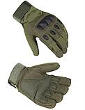 Захисні рукавички рукавички вело та мото рукавички, фото 5