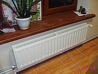 Установка радиаторов (батарей) в Николаеве и Николаевской области.