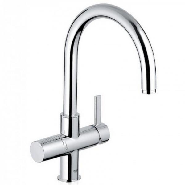 Смеситель для кухни под питьевую воду Grohe EX Blue Pure 33251000