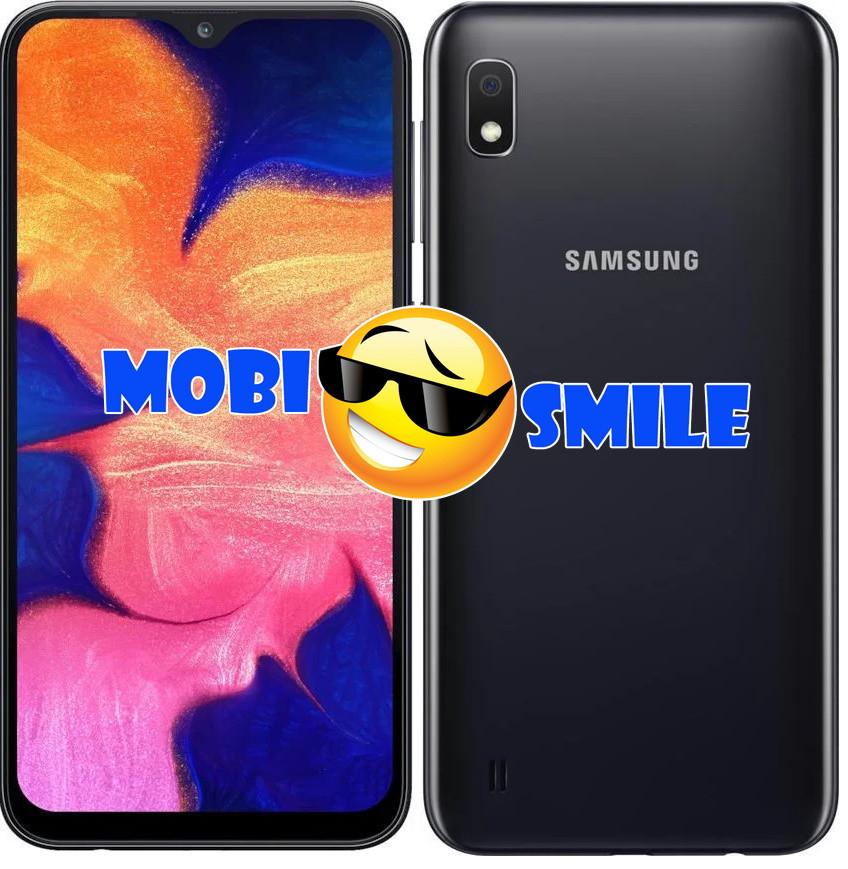 Смартфон Samsung Galaxy A10 2019 2/32GB (SM-A105FZKGSEK) Оригинал Гарантия 12 месяцев