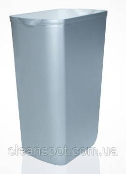 Корзина для мусора пластик сатиновый 23 л.  A74201SAT