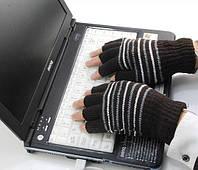 Перчатки с подогревом USB мужские