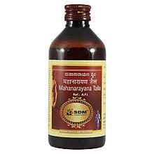 Маханараяна Тайла (SDM) популярное массажное масло, 200 мл