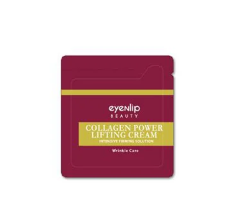Лифтинговый крем пробник для лица Eyenlip Collagen Power Lifting Cream, 1.5ml