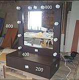Гримерное зеркало с подсветкой, фото 4