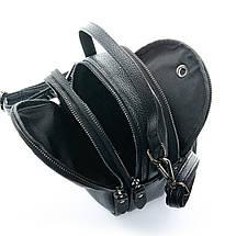 Сумка Женская Клатч кожа ALEX RAI 1-02 3902-1 black, фото 3