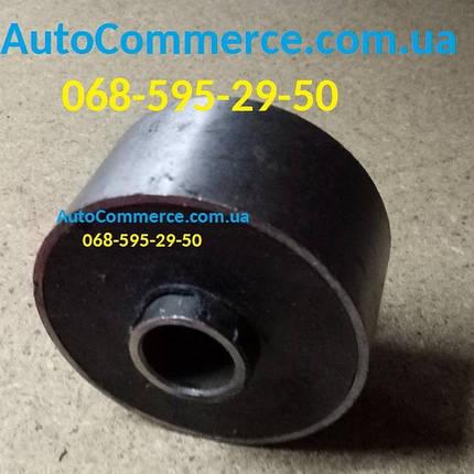 Подушка (сайлентблок) КПП коробки передач ХАЗ-3250 Антон, фото 2